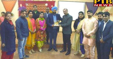 "PTB News ""शिक्षा""Dheeyan Di Lohri celebrated at Mehr Chand Polytechnical College Jalandhar"