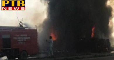 PTB Big Sad Newsthe horrific incident 26 people burnt alive many injured pakistan islamabad