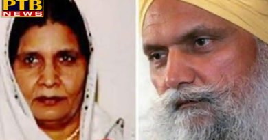 PTB Big Breaking News punjab court issued 4 days police remand of jassis mother and uncle in her murder case Sangrur Malerkotla