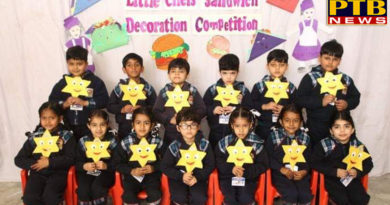 """Little Chefs of Innocent Hearts Showcased Their Artistic Talent in """"Sandwich Decoration"""""""