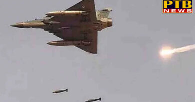 PTB Big Breaking News indian air force shot down pakistani fighter plane violated indian air apace