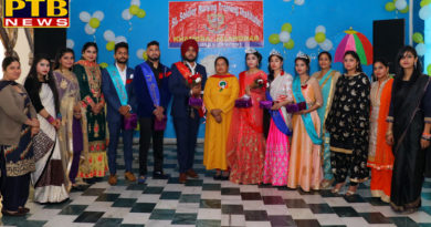 "PTB News ""शिक्षा"" Fresher Party at St Soldier Nursing Training Institute"