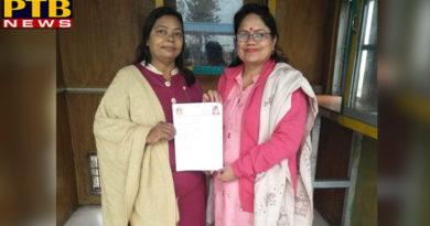 PTB Big City News bigResponsible for Urmila VedhMade president of Punjab