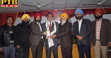 """PTB News """"शिक्षा""""Sardar Mota Singh arrived at LyallpurKhalsa College Jalandhar"""