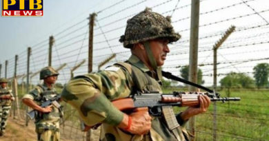 PTB Big Breaking Newsnational news surgical strike2 high alert in punjab