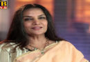 "PTB Big News ""मनोरंजन""Entertainment bollywood actress shabana azmi suffering from swine flu"