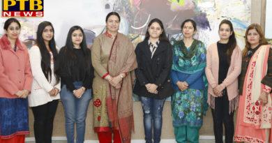 Apeejay College of fine arts jalandhar shine in ugc net examination