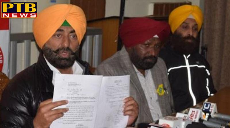 PTB Big Political News Sukhpal khehra in jalandhar press conference Capton govt. punjab