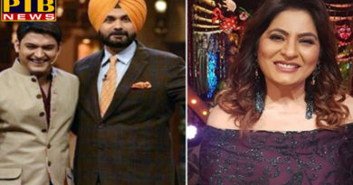 PTB Big Breaking News Entertainment archana puran singh not to replace navjot singh sidhu in the kapil sharma show PTB Big Breaking News