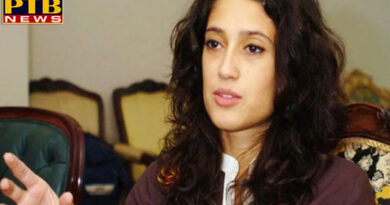 PTB Big Breaking News writer fatima bhutto seeks release of indian air force pilot captured by pakistan PTB Big Breaking News