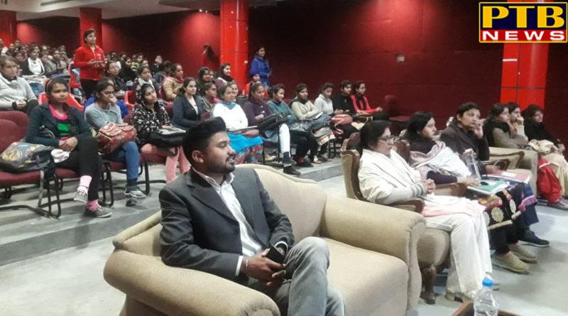 Career Guidance Seminar Organized at Lyallpur Khalsa College For Women, Jalandhar