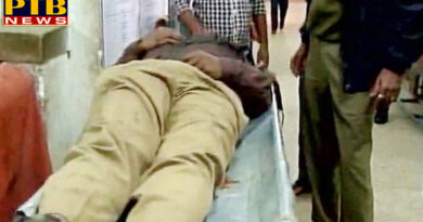 PTB Big Crime News Constable posted in Punjab Police shot himself dead Amritser