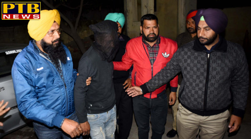 PTB Big Breaking Newspunjab news ludhiana gangrape Punjab Police