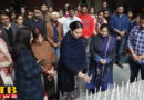 "PTB News ""शिक्षा"" Apeejay paid tribute to the pulwama martyrs jammu kashmir"