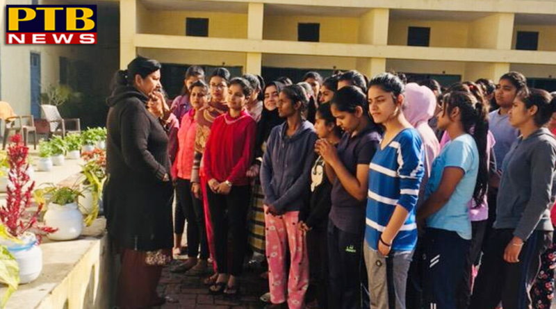 Dr. Navjot, Principal of Lyallpur Khalsa College for Women, Jalandhar Ensured Safety of Kashmiri Students