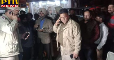 PTB Big City Big News Two shopkeepers shot in Jalandhar One dead and condition serous