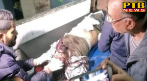 PTB Big City Big NewsTwo shopkeepers shot in JalandharOne dead and condition serous