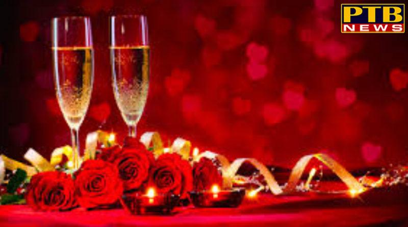 "PTB Big News ""मनोरंजन""national news happy kiss day 2019valentines day India"