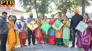 Basant Panchami colorful program was organized at Lyallpur Khalsa College Jalandhar