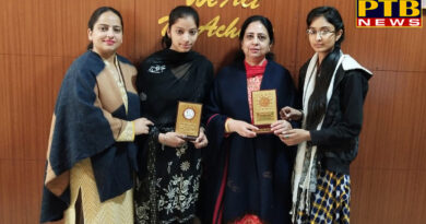 Outstanding Result in Guru Nanak Dev University Examinations at lyallpur khalsa college jalandhar