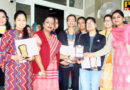 HMV students won First runner up trophy at Khalsa College