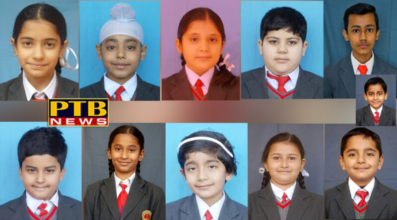 Innocent Hearts School Students Secure Global Ranks in The International Life Skills Olympiad