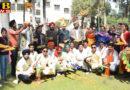 Holi Celebrated by Music Department of Lyallpur Khalsa College
