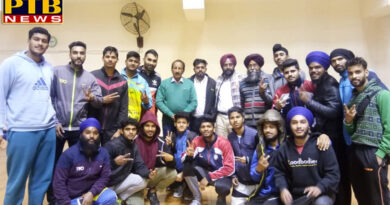 Lyallpur Khalsa College won championship in Panak Slot competition Jalandhar