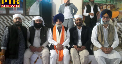 PTB Big City News Many leaders in campaigning for Charanjit singh Atwal Akali