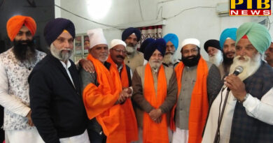 Shiromani Akali Dal vice-president thanked Akali Dal Badal for making Valmiki pilgrimage place