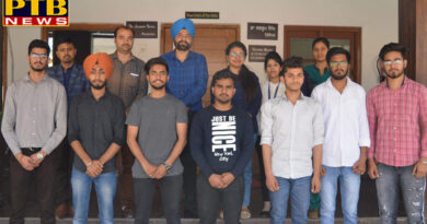 Organized campus placement drive at Mehr Chand Polytechnic College Jalandhar