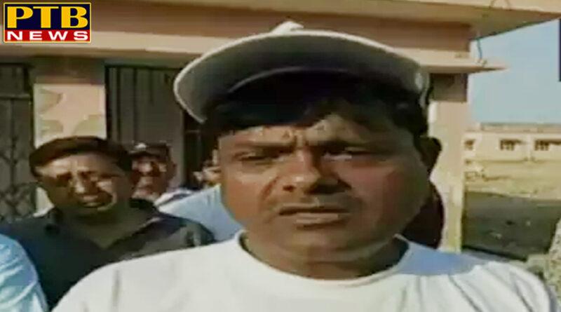 PTB Big Sad News uttar pradesh banda death of a child by drinking polio drop in banda
