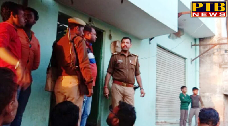 PTB Big Breaking News uttar pradesh varanasi crime branch rescue girl from sex racket in varanasi