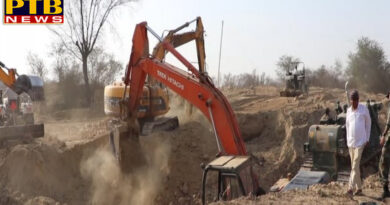 NDRF and Army team lead Rescue operation of 18 months Nadeem from 60 feet borewell in Hisar