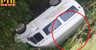 Una private school bus accident Himachal Pardesh