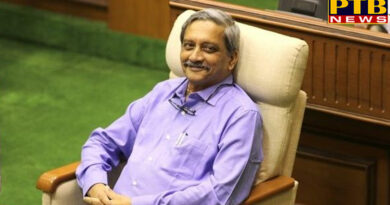 PTB Big Political News india news goa chief minister manohar parrikar passes away after battle with pancreatic cancer PTB Big Breaking