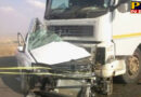 PTB Big Accident News madhya pradesh gwalior 4 died in a road accident near gwalior