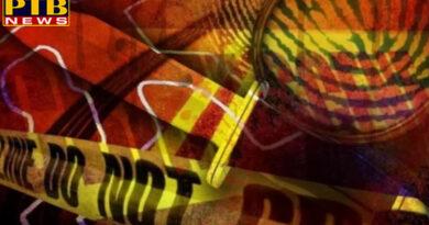 PTB Big Crime News delhi-ncr couple shot dead in ghaziabad