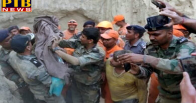 rescue operation for 18 month old boy fell into 60 feet deep borewell in hisar of haryana