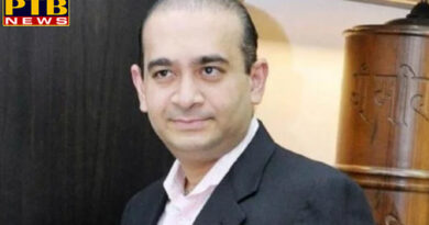 PTB Big Breaking News world court of london issued arrest warrant against nirav modi