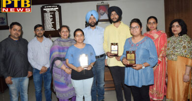 Lyallpur Khalsa College MSc chemistry was the result of third samaster