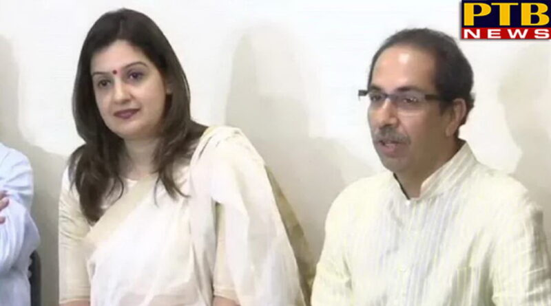 PTB Big Political News priyanka chaturvedi resigns from congress over misbehaviour issue