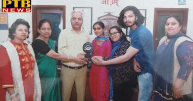 DAV College Jalandhar again did it's best in the M. A Sanskrit Semester 1 University Exams