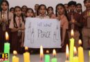 PTB News St Soldier students condemned the attack on Sri Lanka,