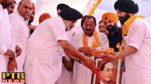 Political News Congress neglect of Ambedkar anniversary a criminal act Dr Ambedkar a democratic revolutionary Sukhbir badal akali