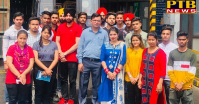 Industrial visit to students of Mehr Chand Polytechnic College Jalandhar
