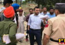 indian farmer beaten by pakistani intruder on zero line in pathankot of punjab