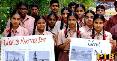 Heritage Day Celebrated by St Soldier Divine Public School