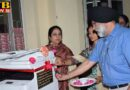 Photostat machine was given by Sharanjeet Singh in Lyallpur Khalsa College for Women