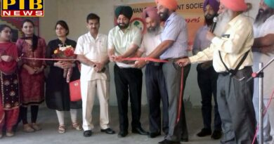 CDTP Department of Mehr Chand Polytechnic College Jalandhar gave the Students certificate